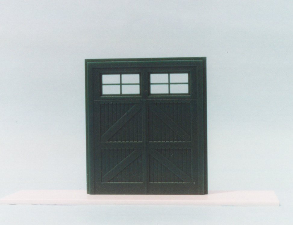 Hinged Freight Door HO  sc 1 st  Rix Products & 10ft. x 9 ft. Hinged Freight Door HO u2013 Rix Products Inc.