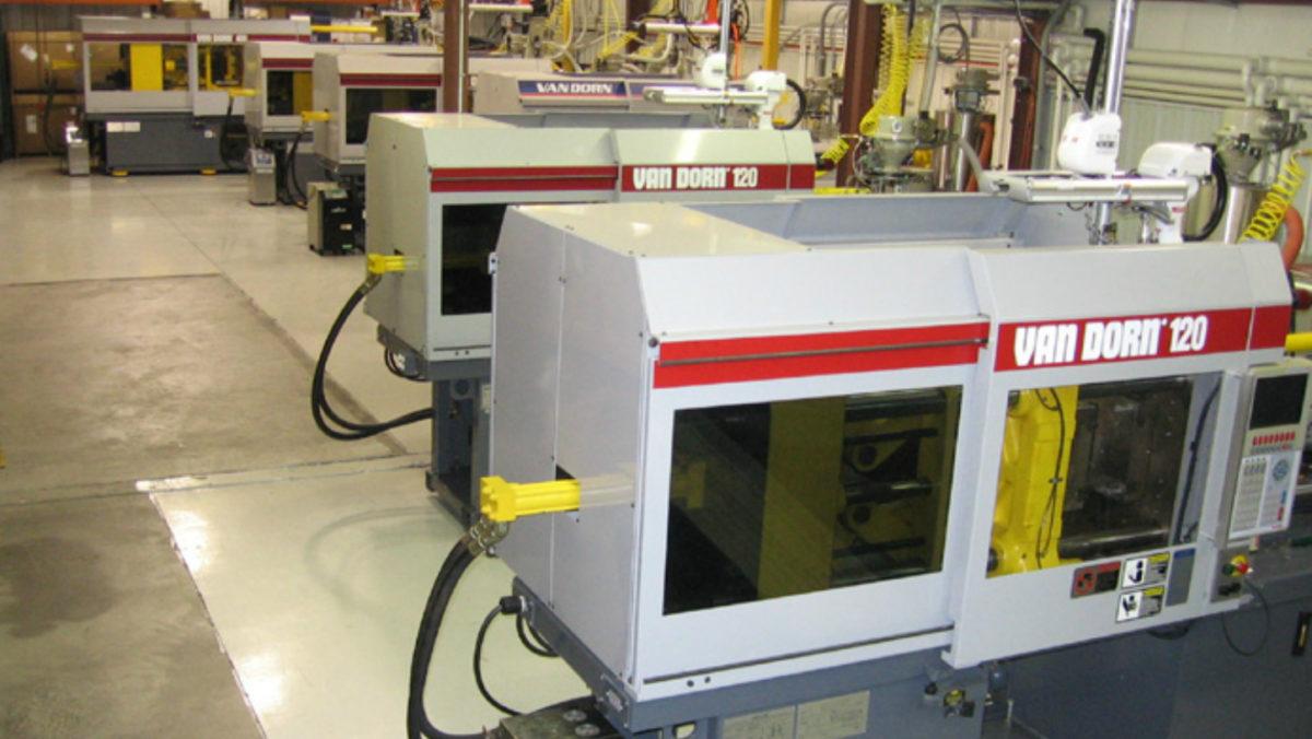 Custom Plastics Injection Molding Van Dorn Sumitomo Arburg Jaco Evansville Indiana IN
