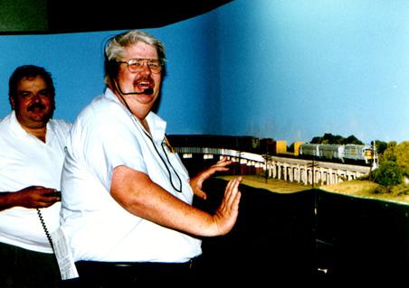 L&N RR Henderson Sub Model Railroad Layout Rick Rideout