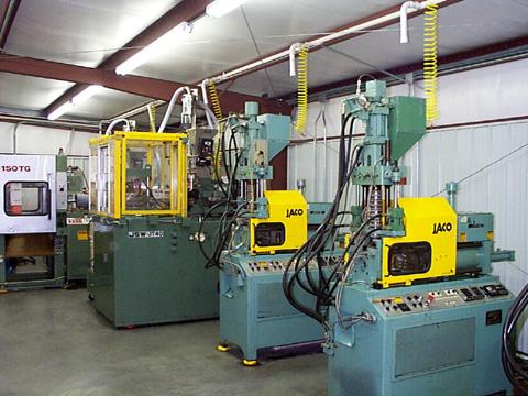 Jaco Injection Molding Machines Custom Plastics Injection Molding Jaco Evansville IN Indiana